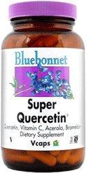 Bluebonnet Super Quercetin - 90 Vegetarian Capsules