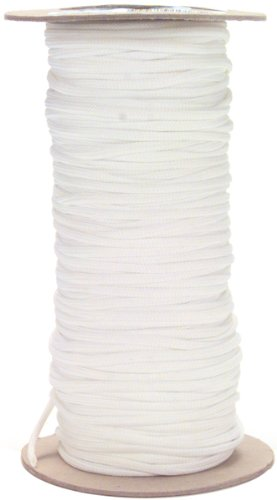 Polypro Cording 1/8 Inch Wide 100 Yards-White