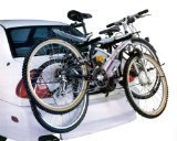 Tooltime Universal 2 Bicycle Car Cycle Carrier