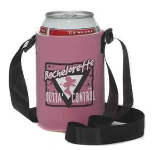 Forum Novelties 65775 Bachelorette Party Outta' Control Can Cozy