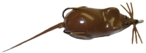 Snag Proof Moss Mouse Bait (Brown, 1/4-Ounce)