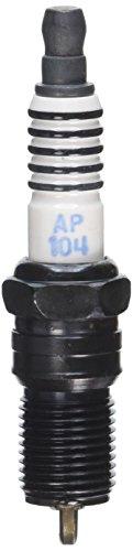 Autolite AP104 Spark Plug Copper Core, Platinum (4 Pack) (Gto Spark Plugs compare prices)