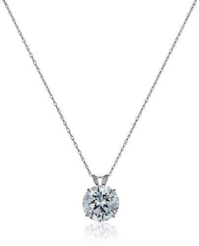 10k-White-Gold-Swarovski-Zirconia-Round-Solitaire-Pendant-Necklace-3-cttw-18