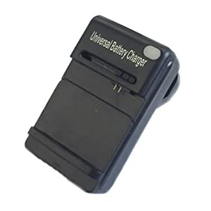 Universal Li-Ion Battery Charger with USB Output for Mobile Phones: Nokia, LG, Sony Ericsson, Samsung, Motorola, Blackberry