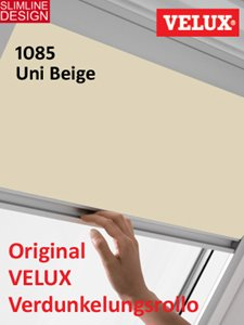 Original VELUX Verdunkelungs-Rollo