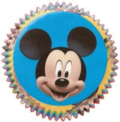 Bulk Buy: Wilton Baking Cups-Mickey Mouse Clubhouse 50/Pkg-Standard (6-Pack)