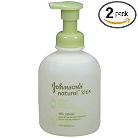 2-Pack 2-in-1 Foaming Wash