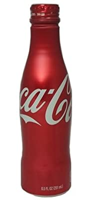 Coca Cola Aluminium Bottle 8.5 Oz Case of 24