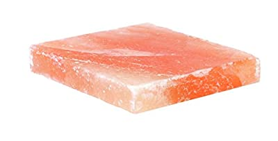 "Charcoal Companion CC6058 Himalayan Salt Plate, 8 by 8 by 1.5"" from Charcoal Companion"