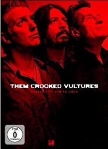 Them Crooked Vultures Austin 09