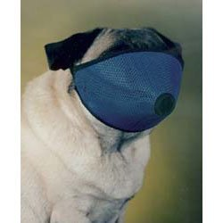 Mesh Dog Muzzle for Short Nose - Flat Faced Dogs,