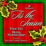 'Tis The Season by Vince Gill, Olivia Newton-John [Music CD] (Hallmark Tis The Season compare prices)