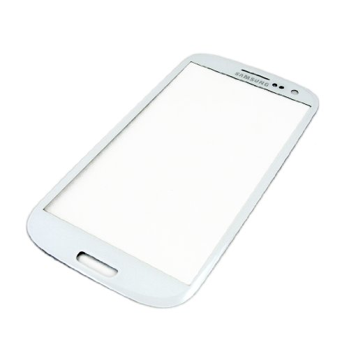 Original Front Outer Glass Protecting Glass For Samsung Galaxy S3 Siii I9300 Assembly White