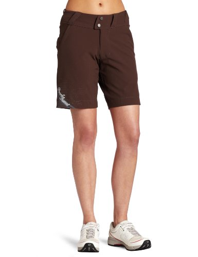 Pearl Izumi Women's Divide Short,Coffee,Small