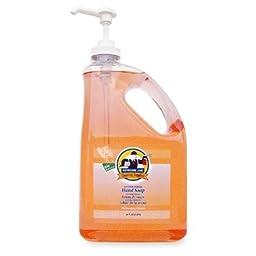 Genuine Joe Antibacterial Moisturizing Citrus Bottled Soap, 64 Oz (GJO10458) Category: Bottled Soap