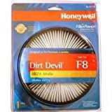 Honeywell H12009 Replacement Filter for Dirt Devil F8 HEPA Media