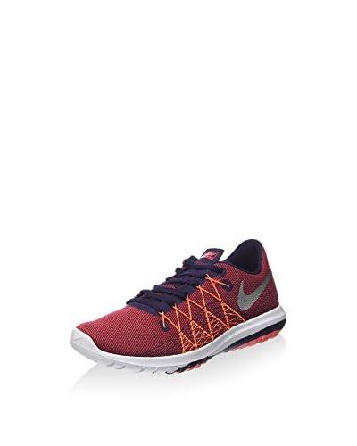 Nike Zapatillas 820287-500 Burdeos / Azul Oscuro