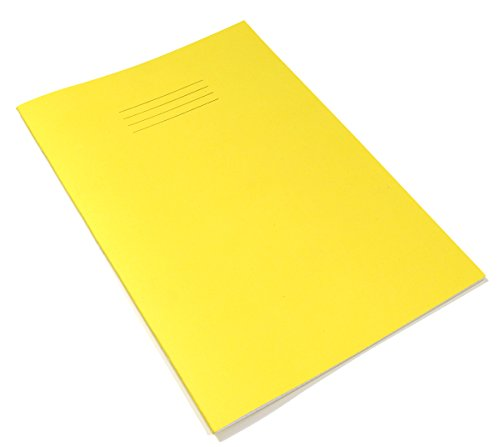 rhino-f8m-a4-48-page-tinted-paper-exercise-book-yellow-cream-pack-of-10