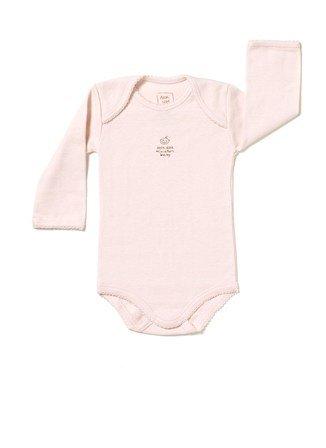 Noa miniatura Baby Basic in lana Body a maniche lunghe
