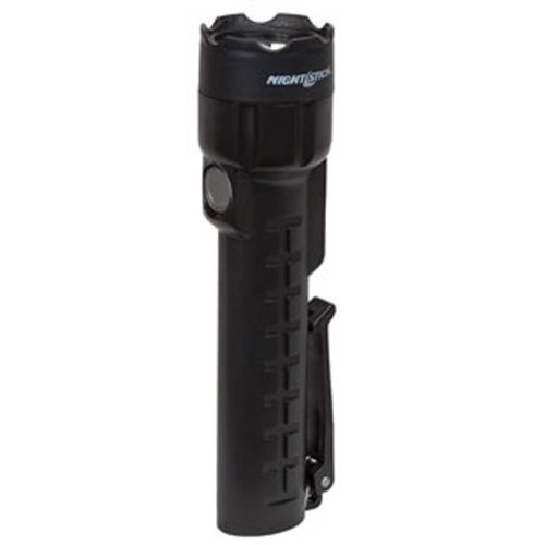 Nightstick Xpp-5422B 3 Aa Intrinsically Safe Permissible Dual-Light Flashlight, Black