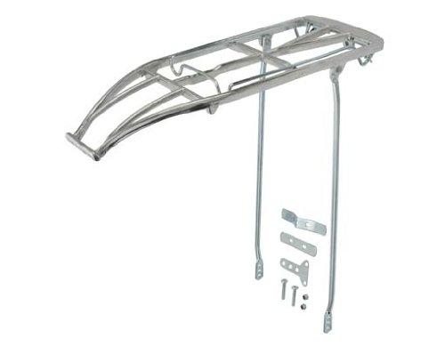 Alloy Single Clip Carrier Chrome. Bicycle Part, Bike Part, Beach Criuser Bike Carrier, Bike Rack Beach Cruiser, Stretch, Limo front-465158