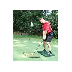 Country Club Elite® Portable Twin Combo System by JR Mats