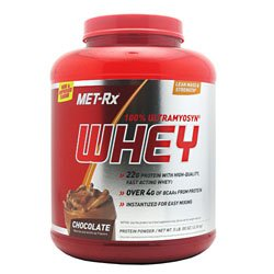 MET-Rx 100% Ultramyosyn Whey Chocolate 5 lb