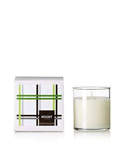 Bluewick Candles 12-Oz. White Verbena ROOST London Everyday Scented Candle