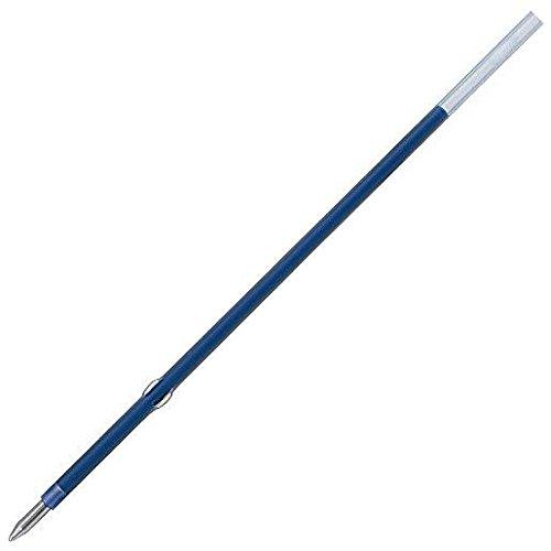 UNI-BALL Lot de 5 Recharges pour Stylo bille Laknock SA7CN Pte Fine 0,7mm Bleu