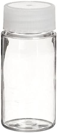 Wheaton PET Liquid Scintillation Vial, with Polyethylene Linerless Lined Screw Cap