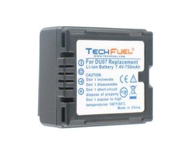 Hitachi DZ-HS300 Camcorder Battery - Premium TechFuel® DZ-BP07 Battery