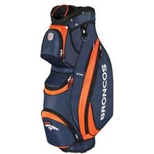 Wilson NFL Cart Bag - Denver Broncos by Wilson