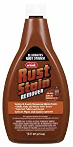 Whink Rust Stain Remover CASE_6 from Whink