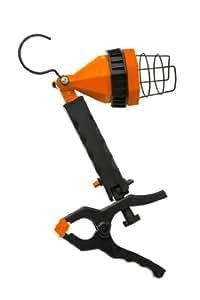 Designers Edge L-855 35-Watt Halogen Bullet Clamp Light