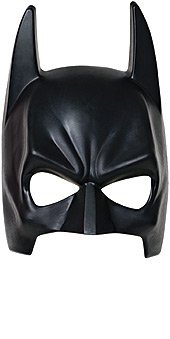 Batman Dark Knight Child Batman Mask - One-Size