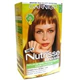 Garnier Nutrisse Hair Colouring Cream Dark Golden Blonde 7.3