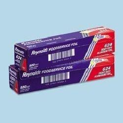 Reynolds Metals Company Wrap Heavy Aluminum Foil Roll 18x500