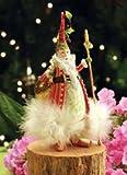 Patience Brewster Exclusive Nicholas Santa Ornament