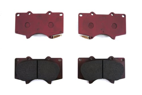 Toyota Genuine Parts 04465-35290 Front Brake Pad Set (Parts For Toyota Sequoia compare prices)