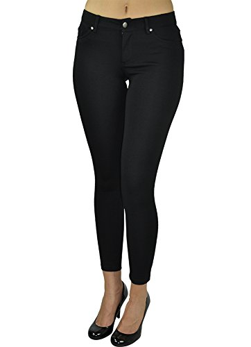 Alfa Global Skinny Dress Pants Black Small (Skinny Dress Pants compare prices)
