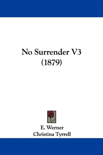 no-surrender-werner-cover