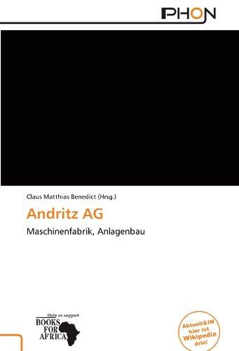 andritz-ag-maschinenfabrik-anlagenbau