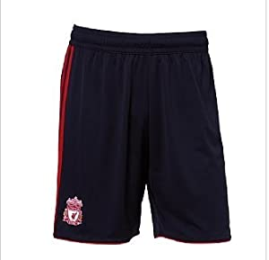 2010-11 Liverpool Adidas Away Shorts (Kids)