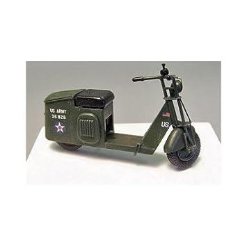 Maquette Scooter U.S., 2ème GM