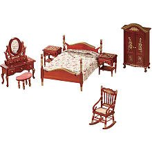 Cheap Teamson Kids – Children's 7 Pieces Bedroom Set (For Doll House) (WF-214)