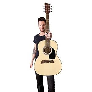 first act 222 36 acoustic guitar pack al3610 musical instruments. Black Bedroom Furniture Sets. Home Design Ideas