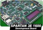 Spartan 3E-1600 Development Board