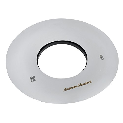 American Standard M961623-0020A Dial Plate Kit W/Out Div. Hole-Jasmine Polished Chrome front-822449