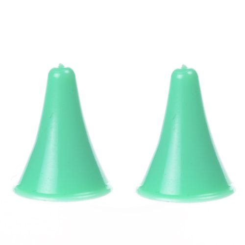 Bluecell pack of plastic large small size point