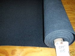 Raptor 48 X 5 Yards Installation Carpet Charcoal - Raptor BC3605 (Black Auto Carpet compare prices)